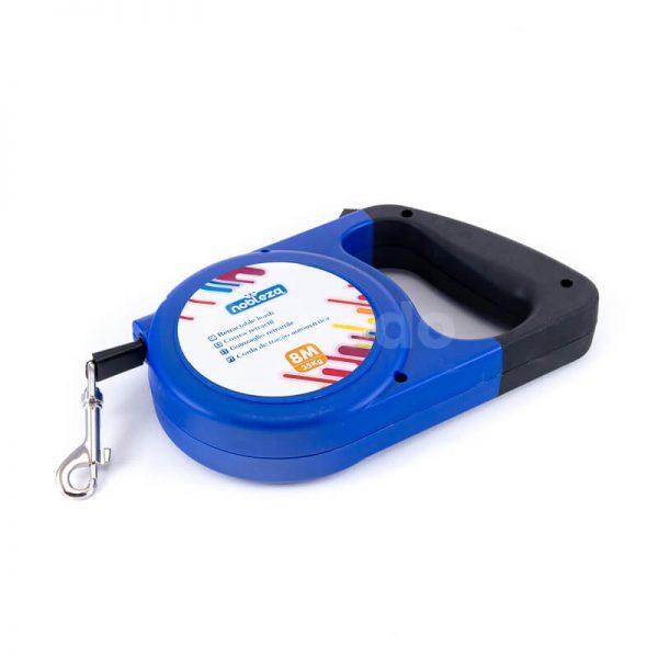 Kvalitné flexi vodítka pre psov HIPS modré