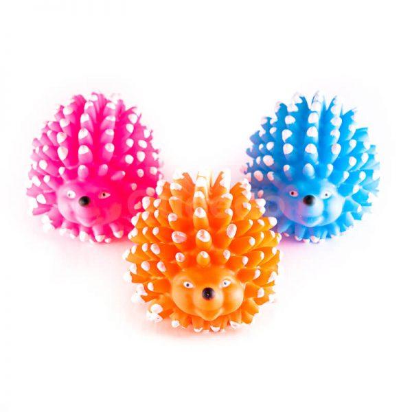 Zábavné hračky pre psov ježko pichliače