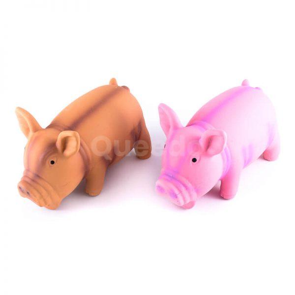 Kvalitné a odolné hračky pre psa prasiatka