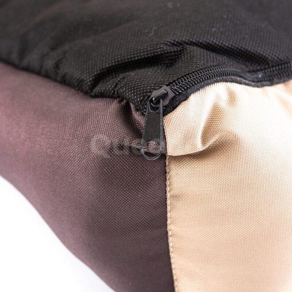 Kvalitné lacné pelechy pre psov Eco hnedo béžové