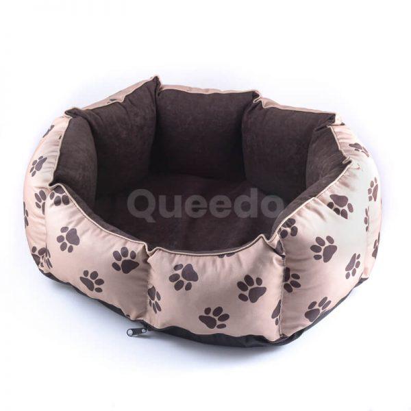 Vkusné lacné pelechy pre psov New York labky béžové