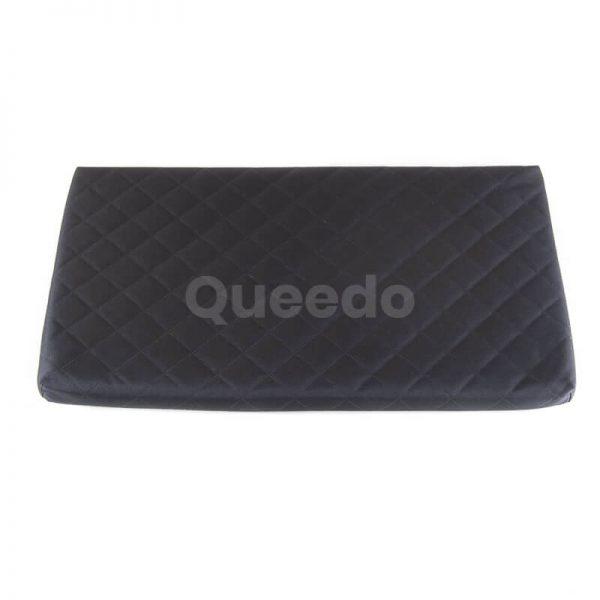 Moderný matrac pre psa Deluxe čierny