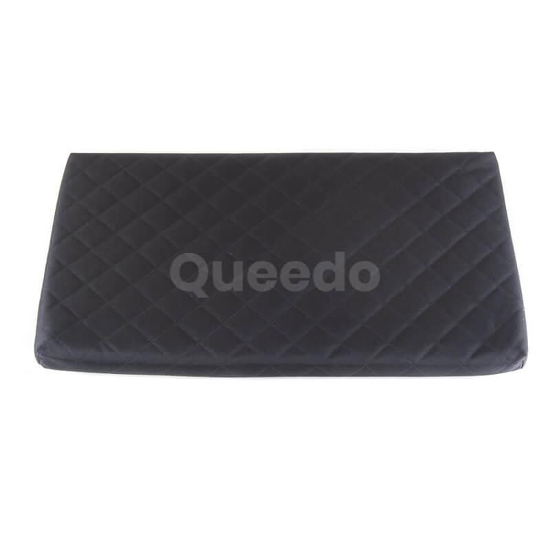 Praktický matrac pre psa Deluxe čierny
