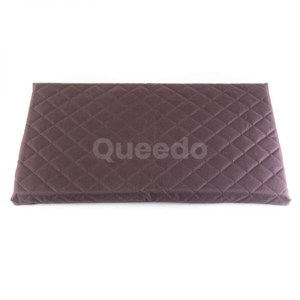 Odolný matrac pre psa Deluxe hnedý