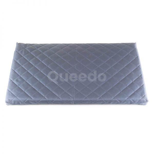 Praktický matrac pre psa Deluxe šedý