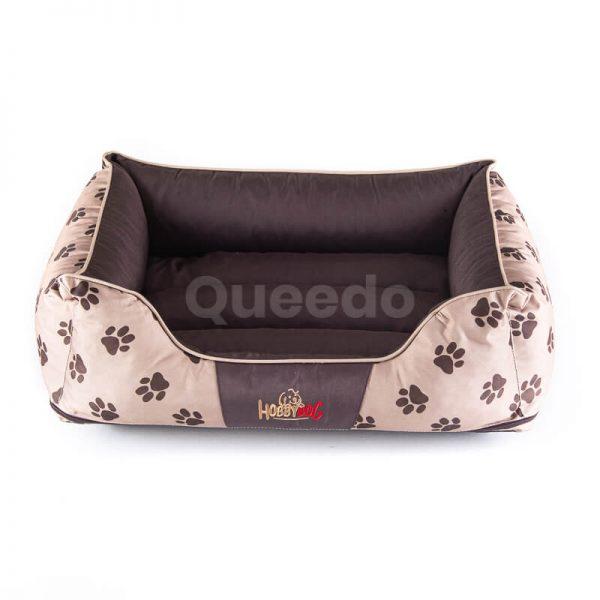 Kvalitné a odolné pelechy pre psov Prestige labky béžové