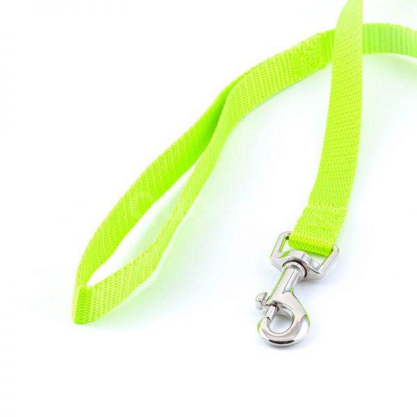 Praktické vodítko pre psa light svetlozelenej farby