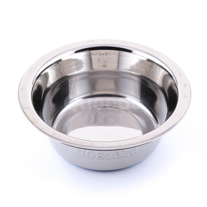 Odolná miska pre psa nerezová basic