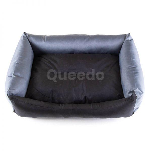 Pohodlný a kvalitný pelech pre mačky Eco čierno grafitový