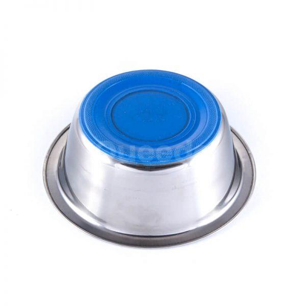 Kvalitná protišmyková nerezová miska pre psa basic