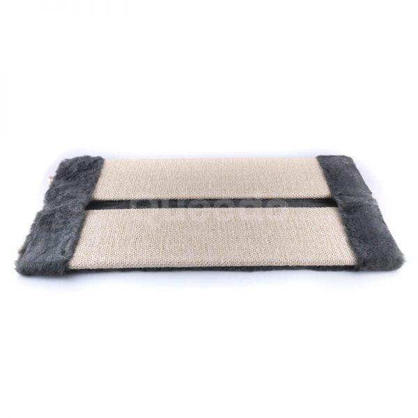 Praktická čierna škrabacia doska rohová tkanina väčšia