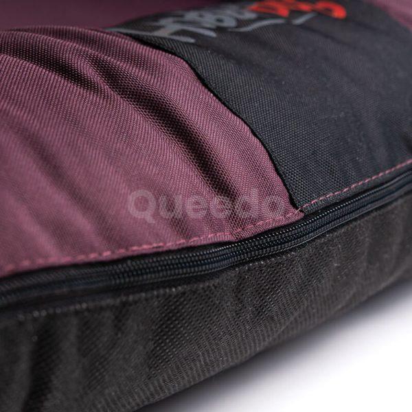 Bordový vankúš pre psa Comfort detail Queedo