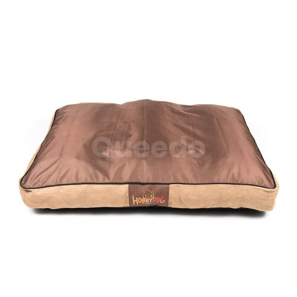 Exclusive matrac pre psa svetlohnedý Queedo