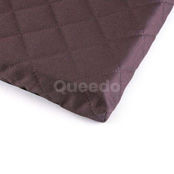 Hnedé ležadlo pre mačku Deluxe Queedo