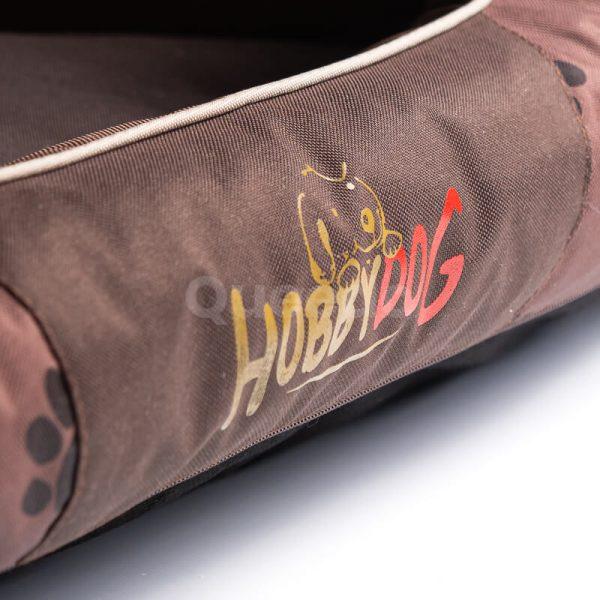 Pelech pre psa svetlohnedý Royal detail Queedo