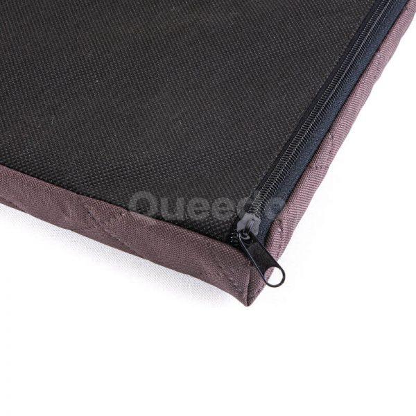 Pohovka pre mačku hnedá Deluxe Queedo