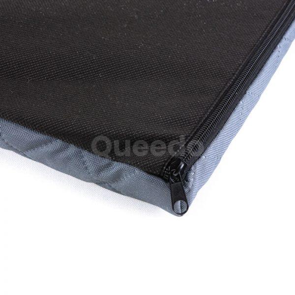Pohovka pre mačku šedá Deluxe Queedo