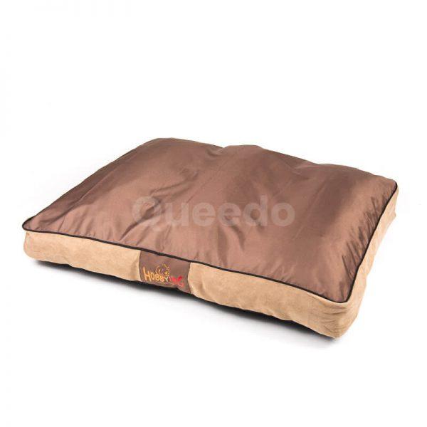 Svetlohnedý matrac pre psa Exclusive Queedo