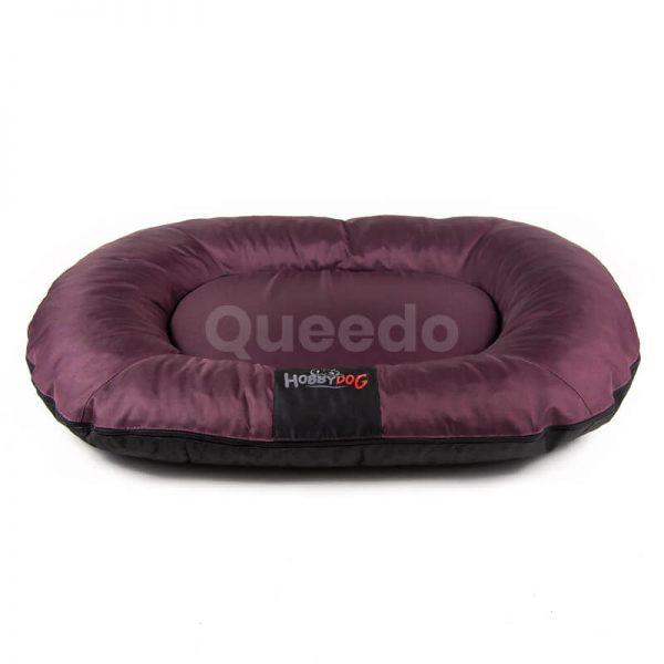 Vankúš pre psa Comfort bordový Queedo