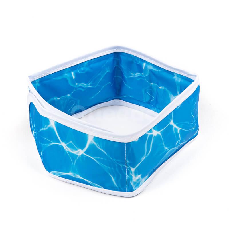 Kvalitný chladiaci obojok pre psa COOL modrý