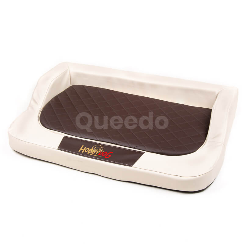 Pohodlný zdravotný pelech pre psa Medico béžovo hnedý